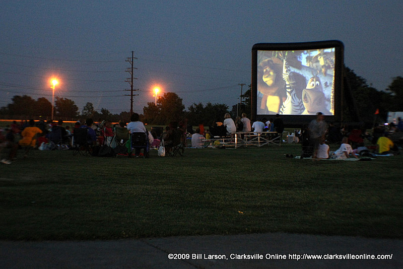 Clarksville Movies in the Park Facebook page announces first movie of ...