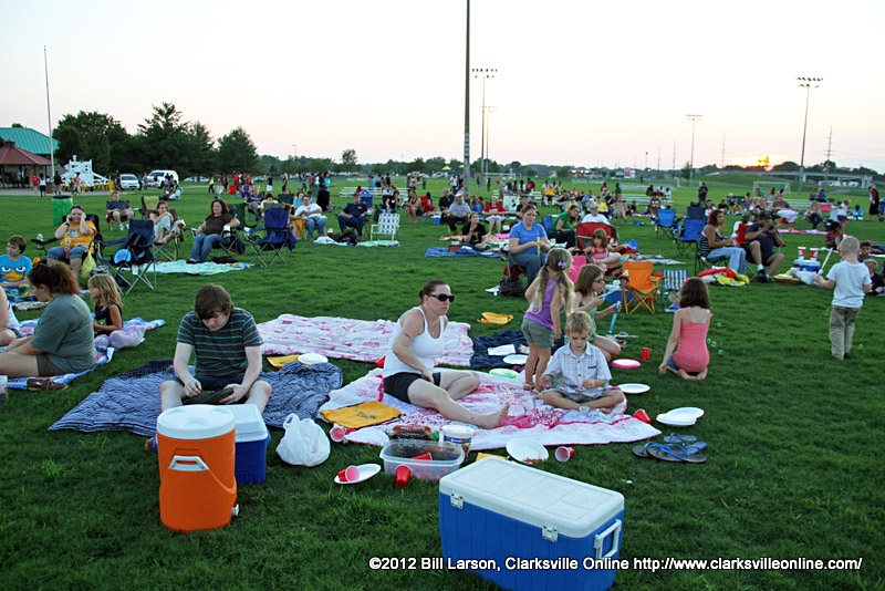Movies in the Park to kick off 2013 season May 4th - Clarksville, TN ...